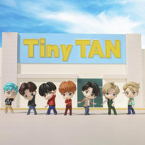 BTS - TINYTAN FIGURE - DYNAMITE