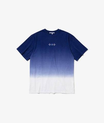 TOMORROW X TOGETHER - OVERSIZED S/S T-SHIRT (NAVY)
