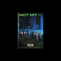NCT 127 - STICKER (3RD ALBUM) SEOUL CITY VER.