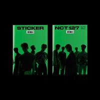NCT 127 - STICKER (3RD ALBUM) STICKY VER.