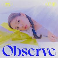 BAEK A YEON - OBSERVE (5TH MINI ALBUM)