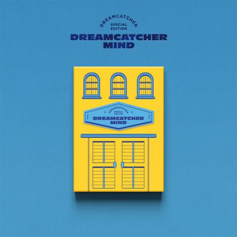 DREAMCATCHER - SPECIAL EDITION (PHOTOBOOK) DREAMCATCHER MIND VER.
