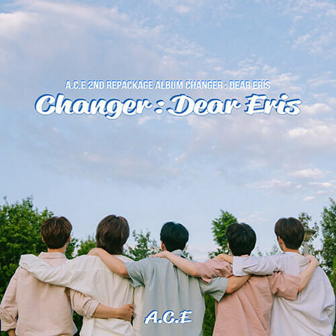 A.C.E - CHANGER: DEAR ERIS (2ND REPACKAGE ALBUM)