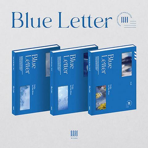 WONHO - BLUE LETTER (2ND MINI ALBUM)