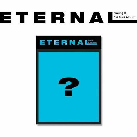 YOUNG K (DAY 6) - ETERNAL (1ST MINI ALBUM)