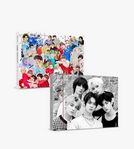 TOMORROW X TOGETHER - H:OUR SET (THE 3RD PHOTOBOOK) + EXTENDED EDITION