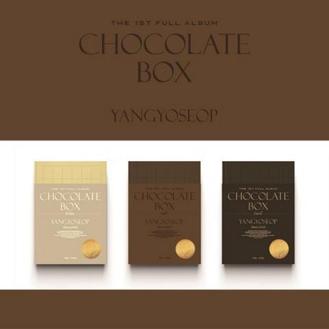 YANG YO SEOP - CHOCOLATE BOX (1ST ALBUM)