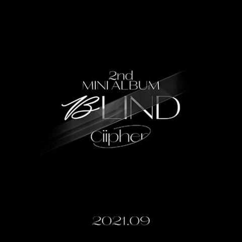 CIIPHER - BLIND (2ND MINI ALBUM)