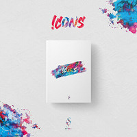HOT ISSUE - ICONS (1ST SINGLE ALBUM)