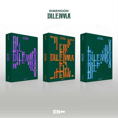 ENHYPEN - DIMENSION: DILEMMA (1ST ALBUM)