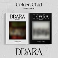 GOLDEN CHILD - DDARA (2ND ALBUM REPACKAGE)