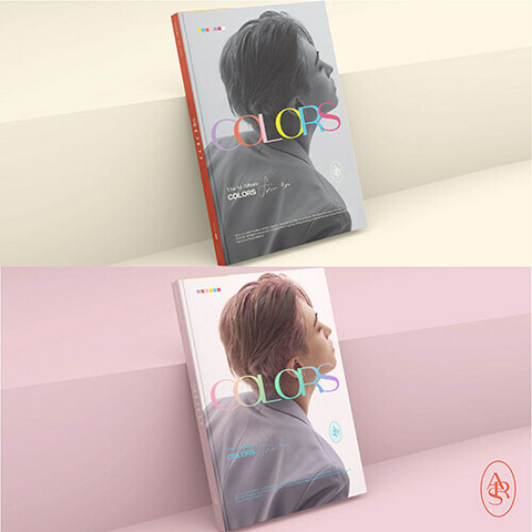 YOUNGJAE - COLORS FROM ARS (1ST MINI ALBUM)