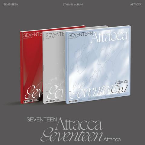 SEVENTEEN - ATTACCA (9TH MINI ALBUM)