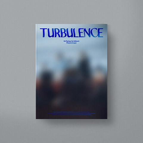 N.FLYING - TURBULENCE (1ST ALBUM REPACKAGE)