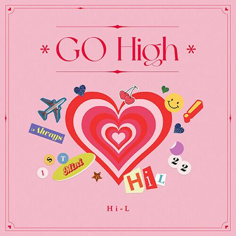HI-L - GO HIGH (1ST MINI ALBUM)