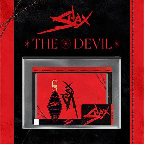 SHAX - THE DEVIL SHAX ALBUM KIT (KBS DRAMA IMITATION O.S.T )