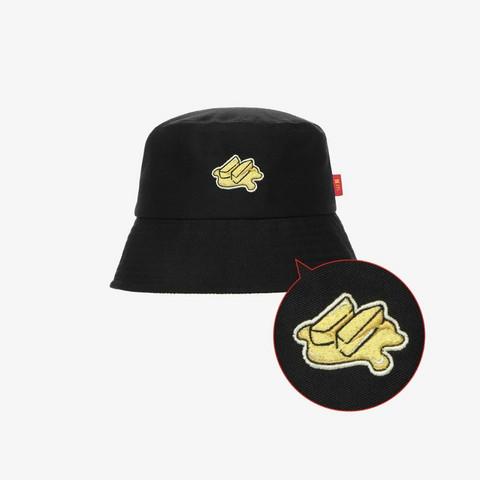 BTS - MCDONALD'S MELTING COLLECTION - BUCKET HAT (BLACK)