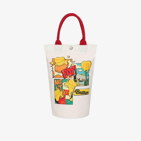 BTS - MCDONALD'S MELTING COLLECTION - TOTE BAG (MULTI)