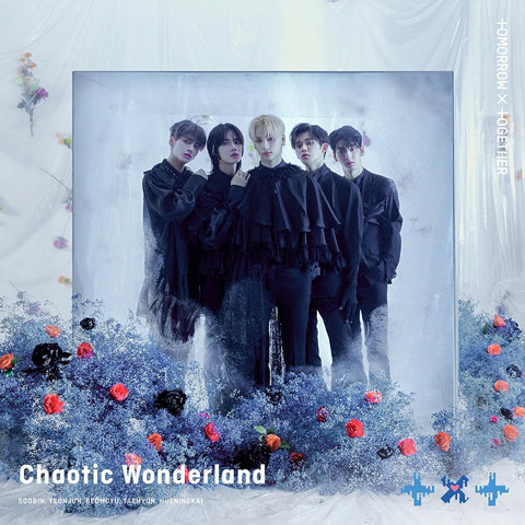 TOMORROW X TOGETHER - CHAOTIC WONDERLAND (W/ DVD, LIMITED EDITION / TYPE A)