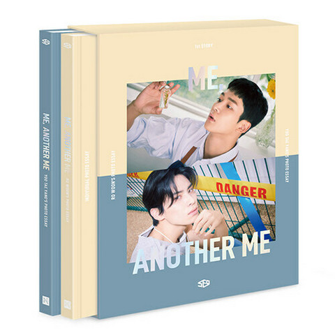 SF9 - ME, ANOTHER ME (SF9 RO WOON & YOO TAE YANG'S PHOTO ESSAY SET)