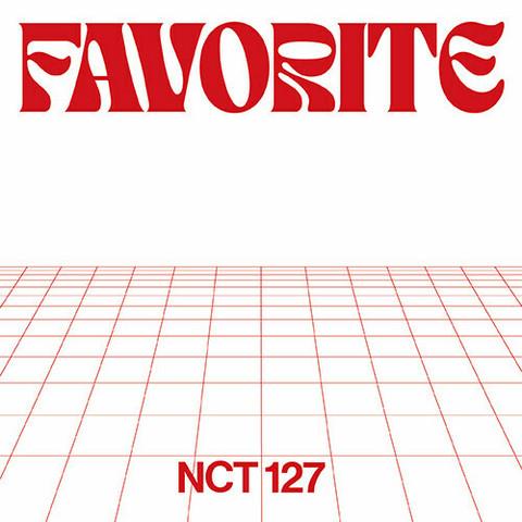 NCT 127 - FAVORITE (3RD ALBUM REPACKAGE)   SATUNNAINEN VERSIO