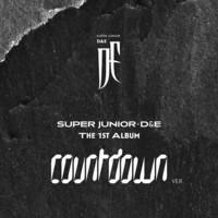 SUPER JUNIOR-D&E - COUNTDOWN (1ST ALBUM) COUNTDOWN VER.