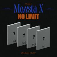 MONSTA X - NO LIMIT (10TH MINI ALBUM)