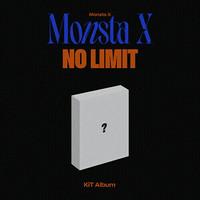 MONSTA X - NO LIMIT (10TH MINI ALBUM) KIT