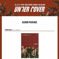 A.C.E - UNDER COVER (2ND MINI ALBUM)