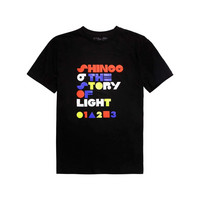 SHINEE - THE STORY OF LIGHT T-SHIRT - BLACK