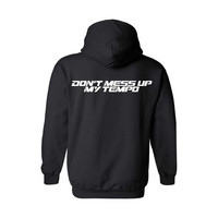 EXO - DON'T MESS UP MY TEMPO PULLOVER HOODIE