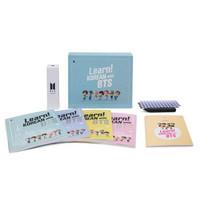 BTS - LEARN KOREAN PACKAGE