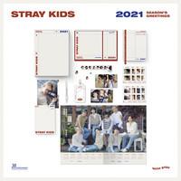 STRAY KIDS - 2021 SEASON'S GREETINGS