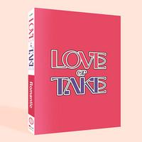 PENTAGON - LOVE OR TAKE (11TH MINI ALBUM) ROMANTIC VER.
