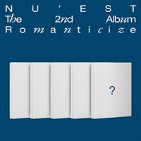 NU'EST - ROMANTICIZE (THE 2ND ALBUM)
