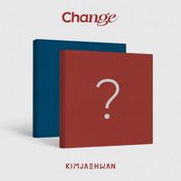 KIM JAE HWAN - CHANGE (3RD MINI ALBUM)