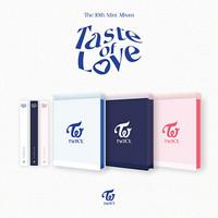 TWICE - TASTE OF LOVE (10TH MINI ALBUM)