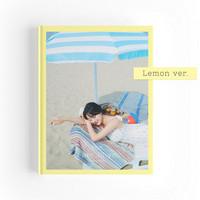 JIHYO - YES, I AM JIHYO (PHOTOBOOK) LEMON VER.