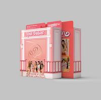 RED VELVET - QUEENDOM (6TH MINI ALBUM) GIRLS VER.