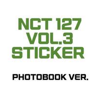 NCT 127 - STICKER (3RD ALBUM) STICKER VER.