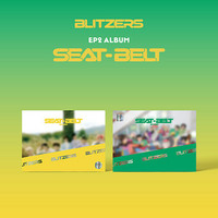 BLITZERS - SEAT-BELT (2ND MINI ALBUM)