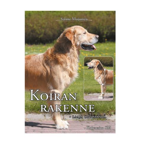 Salme Mujunen: Koiran rakenne - laaja oppimäärä
