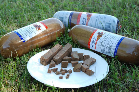 Naturis Fresh Meat Kana 650 g