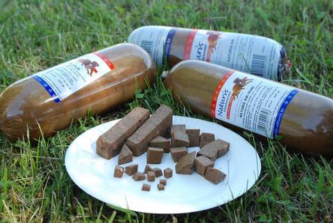 Naturis Fresh Meat Kana-nauta 650 g