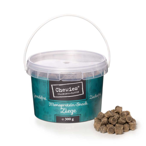 Chewies Training Snack Vuohi 300g