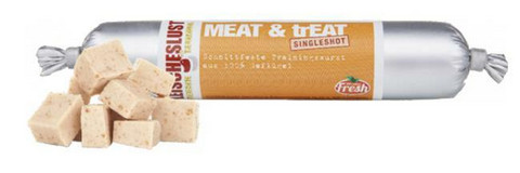 Meatlove Meat & Treat Siipikarja Singleshot 80 g