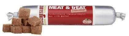Meatlove Meat & Treat Puhveli Singleshot 80 g
