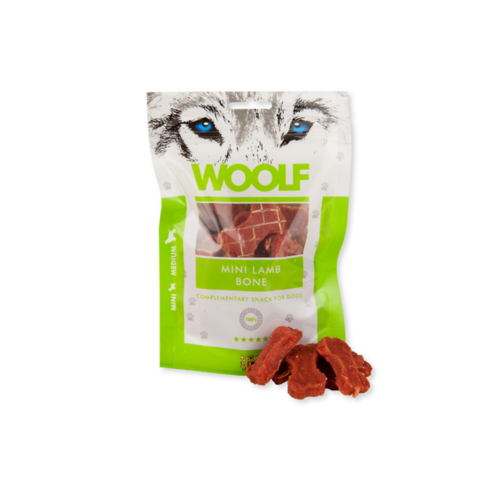Woolf Mini Lamb Bone 100g