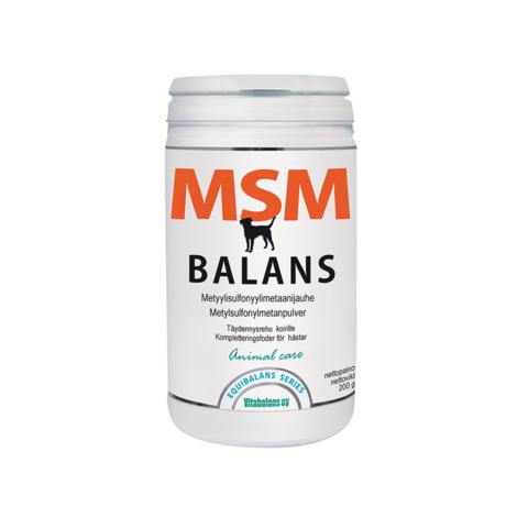 Probalans MSM-Balans 200 g