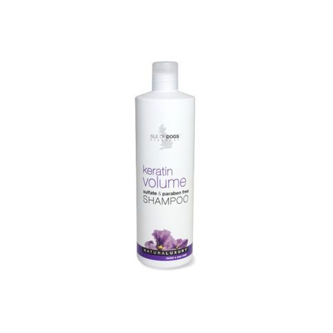 Isle of Dogs Naturaluxury Keratin Volume Shampoo 500 ml